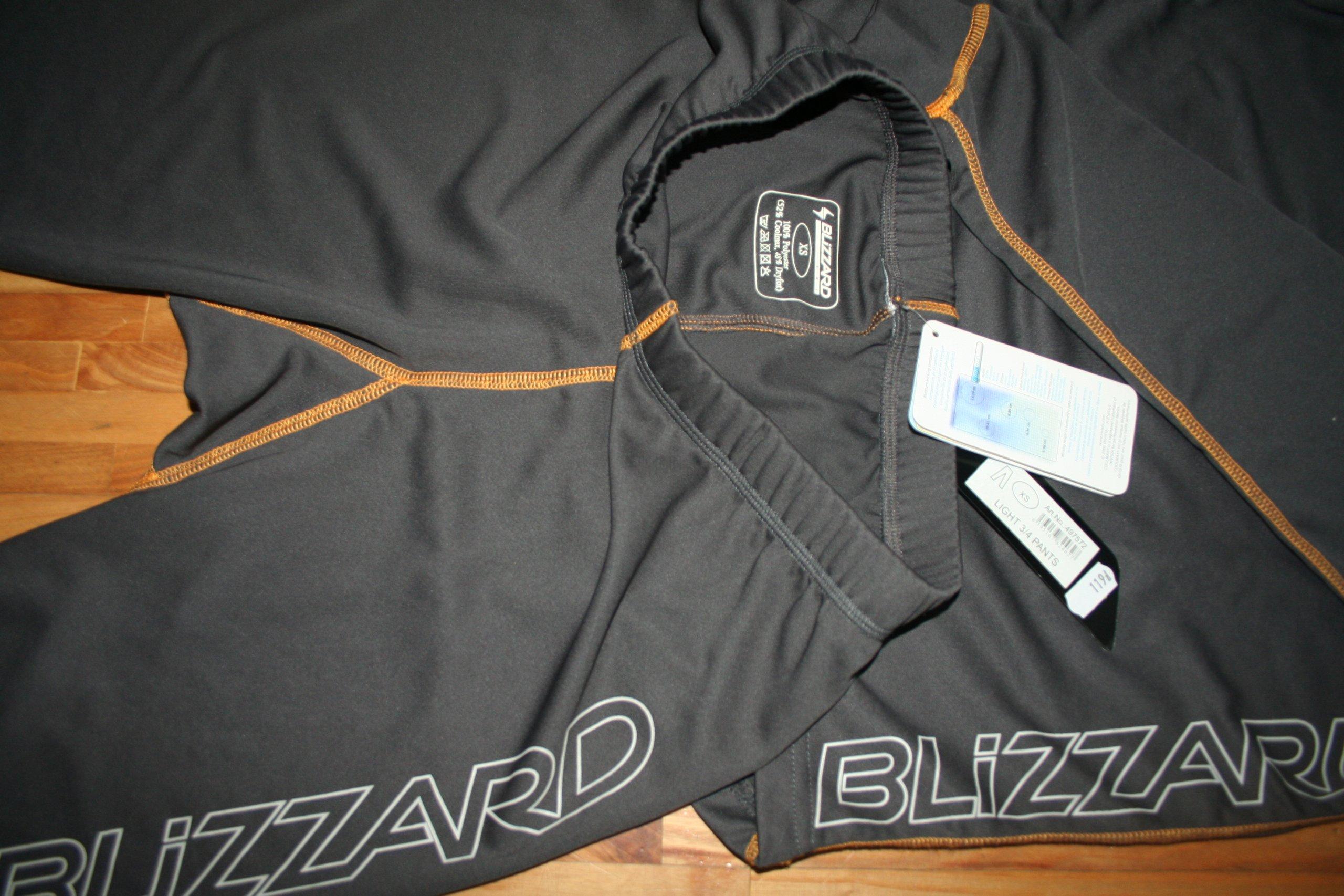 7cb80f722d3414 Bielizna termoaktywna BLIZZARD roz. XS nowa - 7154674951 - oficjalne ...