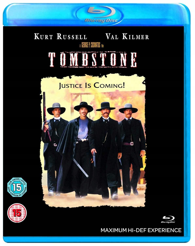 Tombstone ( Blu-Ray ) Kurt Russell, Val Kilmer