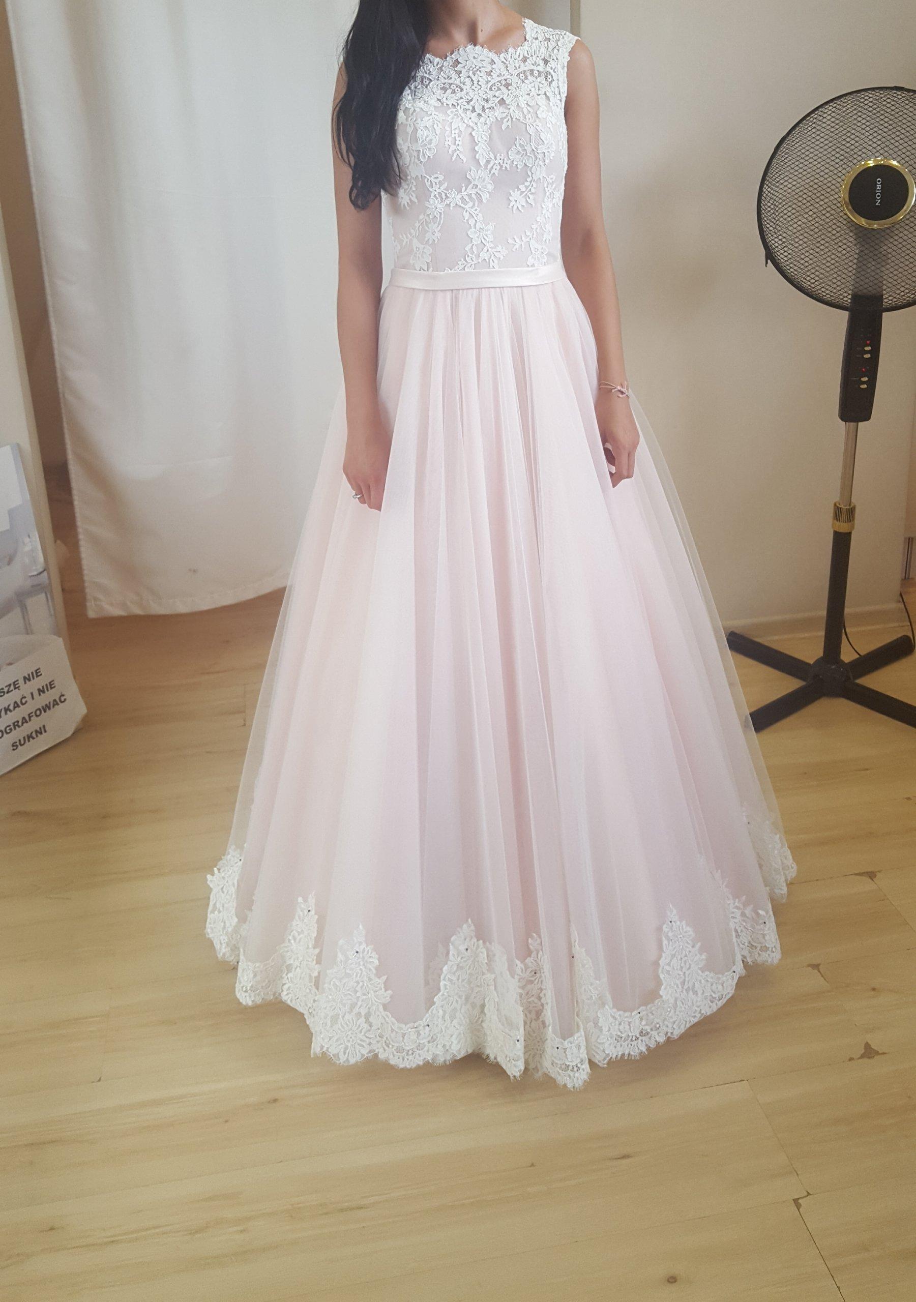 Suknia ślubna Victoria Soprano 7096668086 Oficjalne Archiwum Allegro