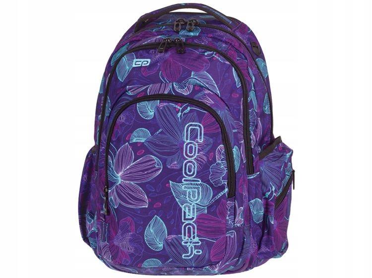 f0faf7ba28037 Fioletowy plecak szkolny dla dziewczyny CoolPack - 7502792174 ...