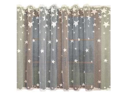 Gwiazdki Firanka 160cm Firany Na Boże Narodzenie