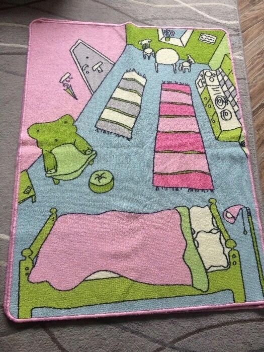 2 Dywany Ikea Dla Dzieci Dziewczynki 7521909806