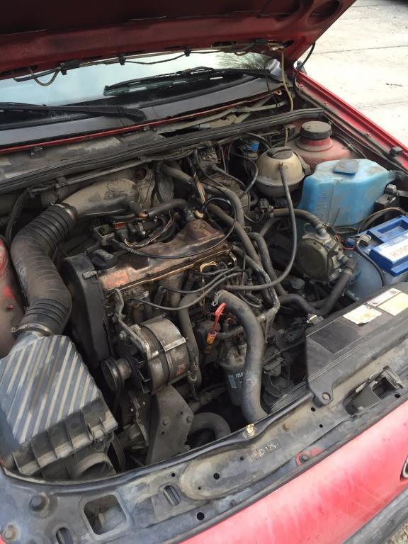 VW PASSAT B3 1.8  SILNIK GWARANCJA ADAX