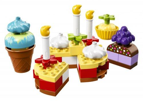 Klocki Lego Klocki Lego Duplo 10862 Moje Pierwsze