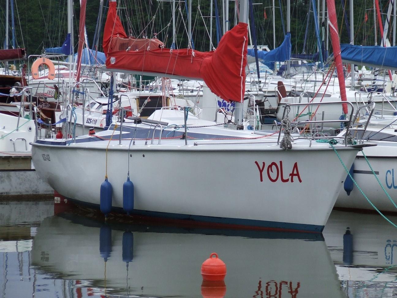 Okazja Tango 780 czarter jachtu na WJM