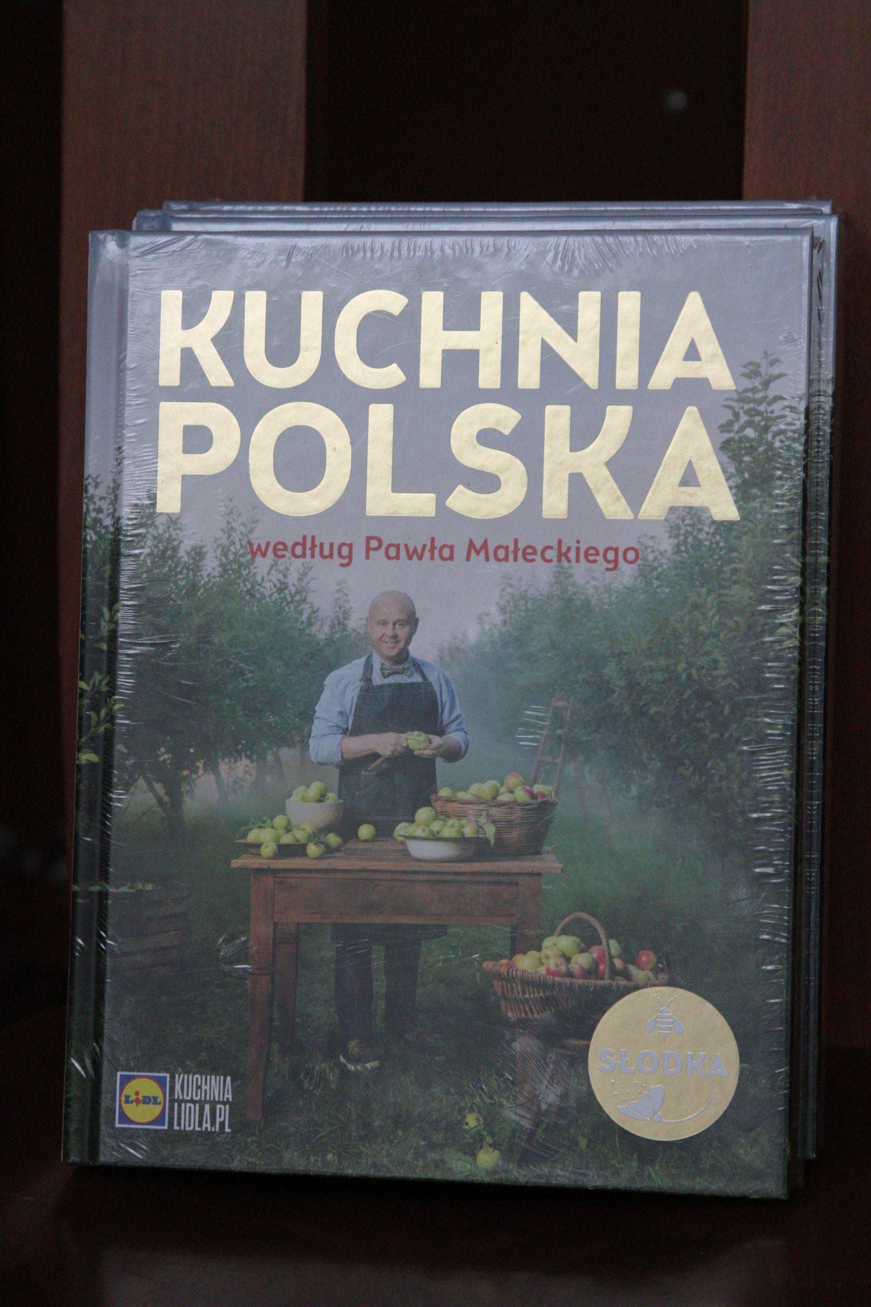 Lidl Kuchnia Polska Według Pawła Małeckiego Słodka