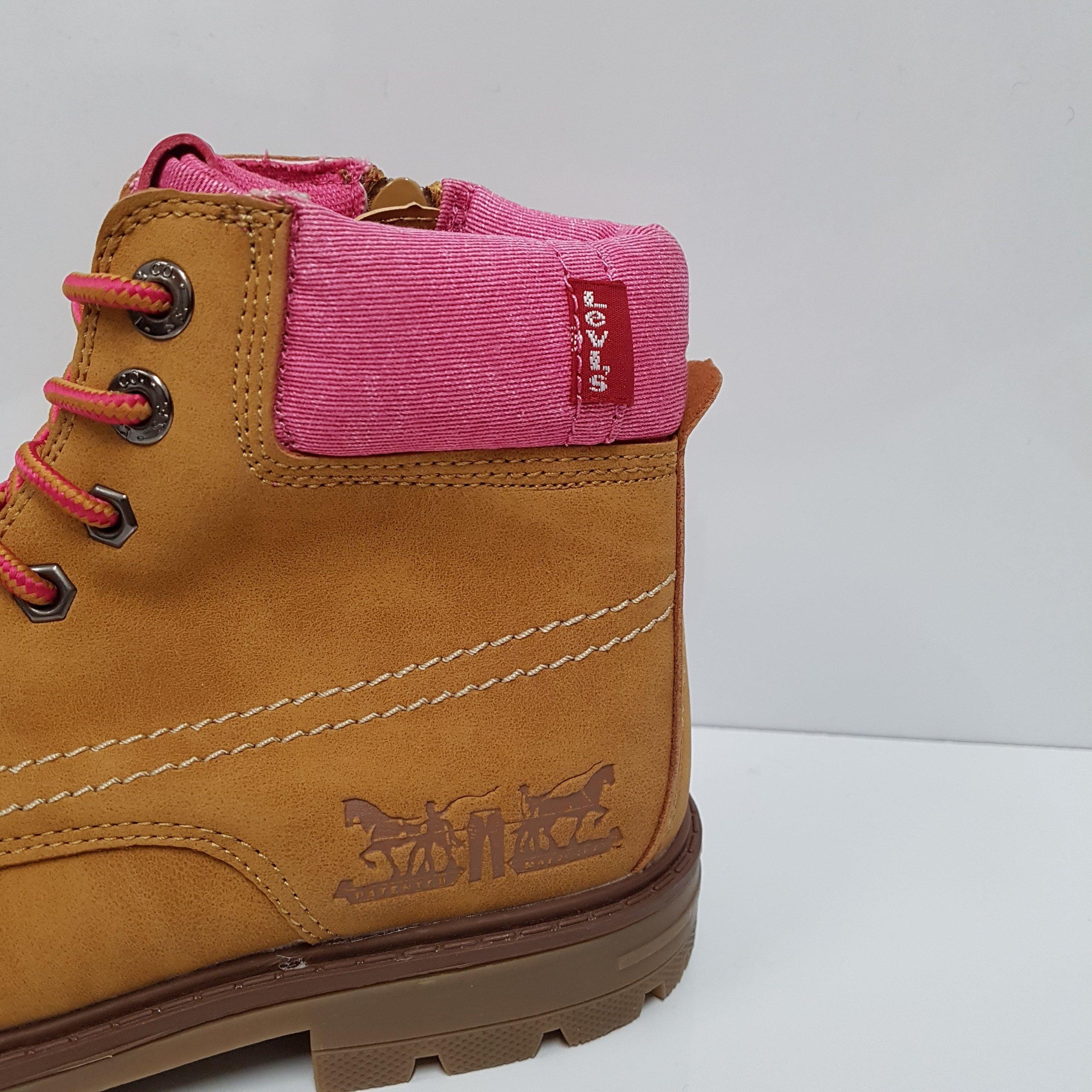 1088e95fd8b80 Kozaki dziecięce buty trapery zima LEVIS 35 tanio - 7031167713 ...