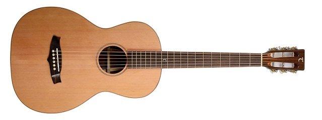 TANGLEWOOD TWJPE JAVA gitara el-akustyczna Fishman