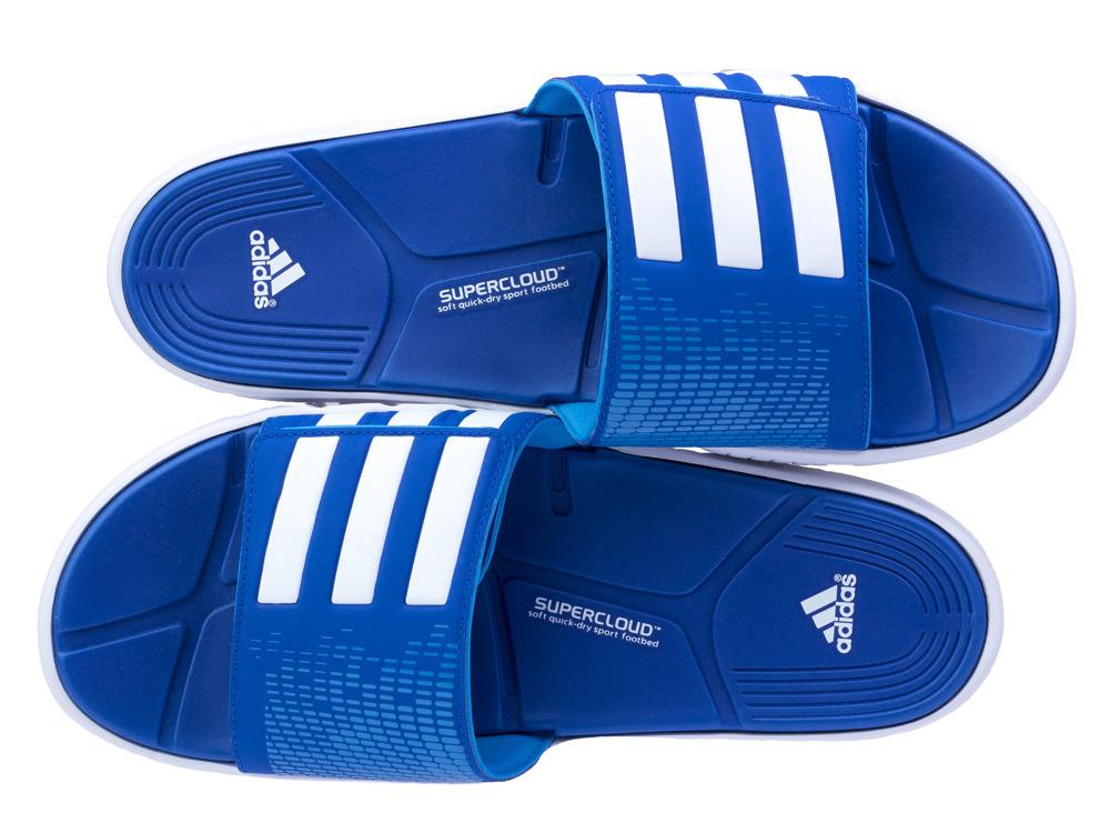 Klapki męskie Adidas Slide na basen r. 51 M17769