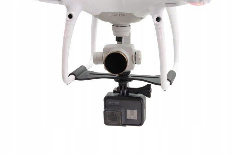 Mocowanie kamery PolarPro do DJI Phantom 4 Pro/Adv