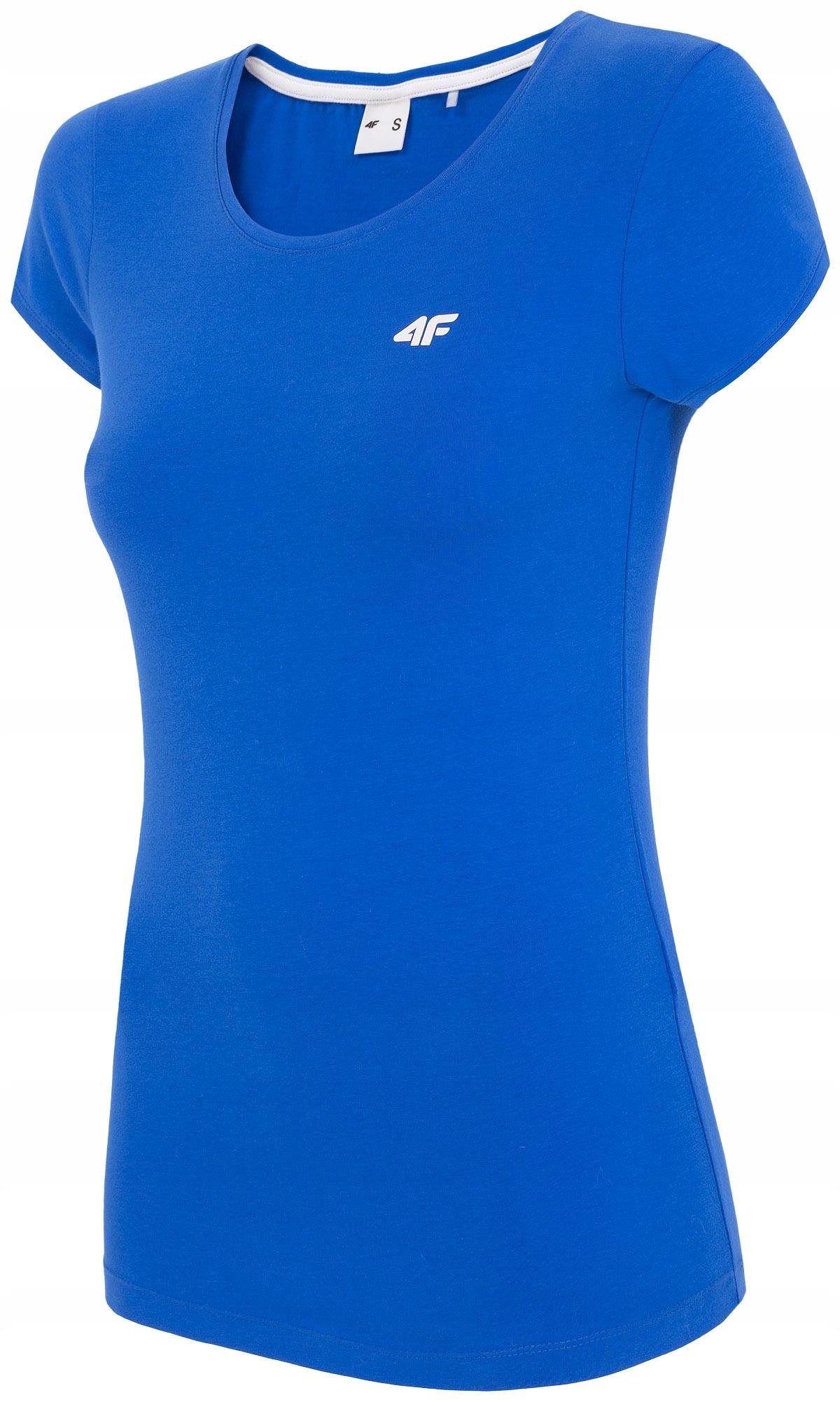 4F Damska Koszulka T-Shirt L18 TSD002 > XXL