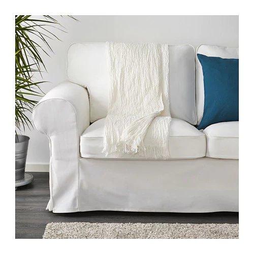 Pled Koc Narzuta Na Kanapę łóżko Fotel Sofę Ikea