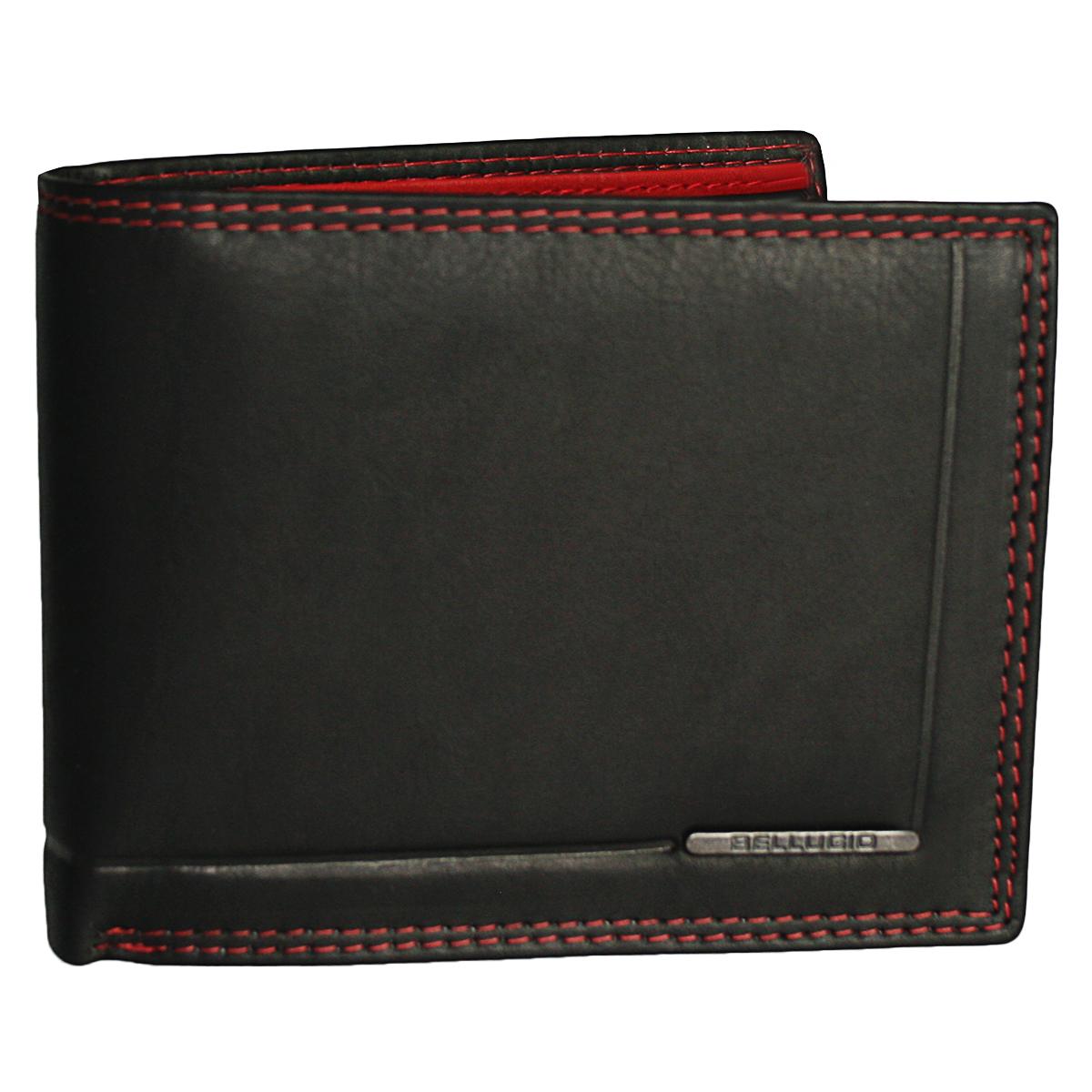 5daae6be6f57a Oryginalny dwukolorowy portfel męski ze skóry Bel - 7428647769 ...