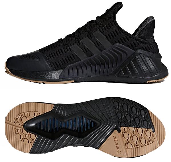 Adidas Climacool 0217 Primeknit Czarne Najnowsze Buty