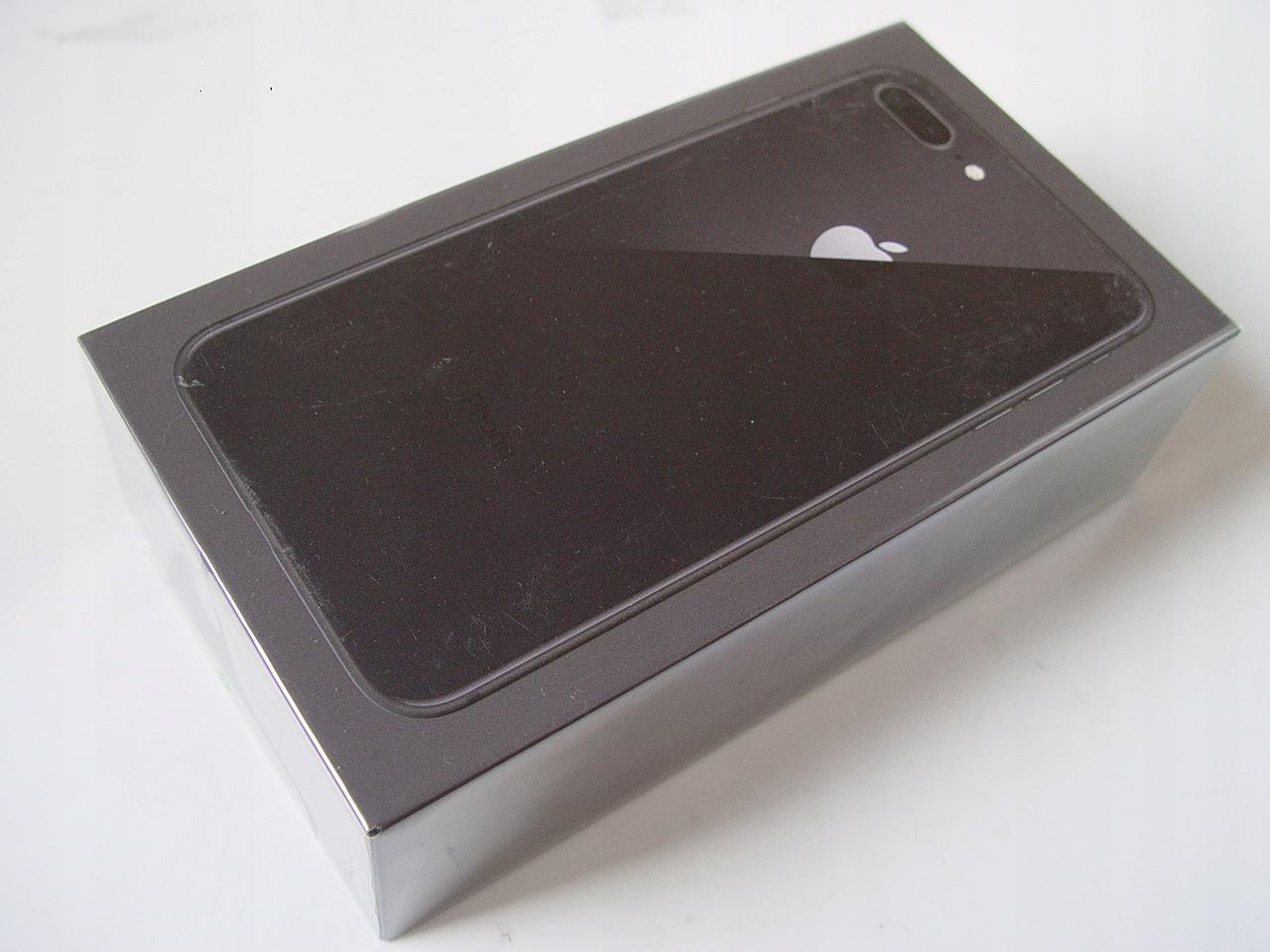 PL Apple IPHONE 8 Plus 64GB Gray GWAR sklep KRK