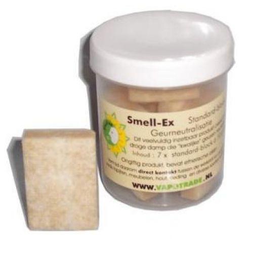 Kostki zapachowe, neutralizujące Smell-Ex 7 x 10g