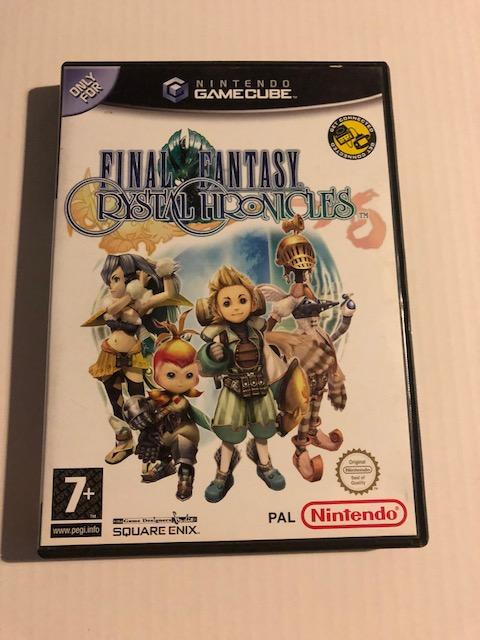 Final Fantasy: Crystal Chronicles IDEAŁ