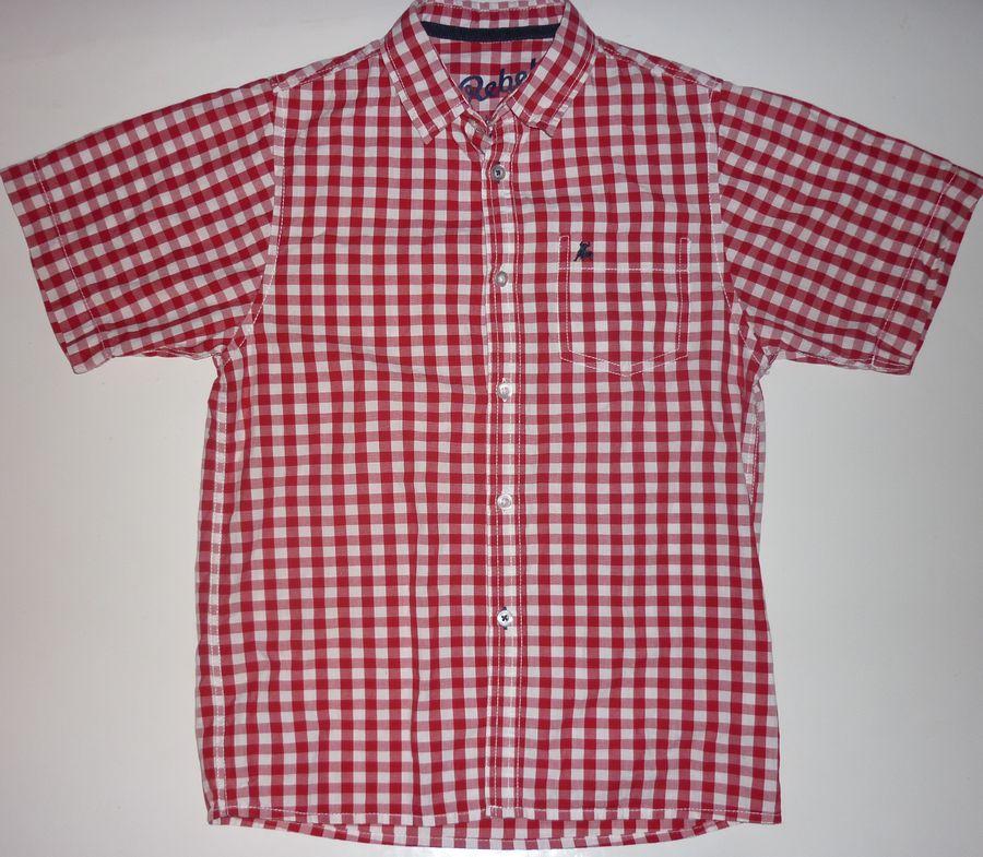 5d9b79911 Rebel Fajna Koszula w Kratkę roz.146 - 7225199873 - oficjalne ...