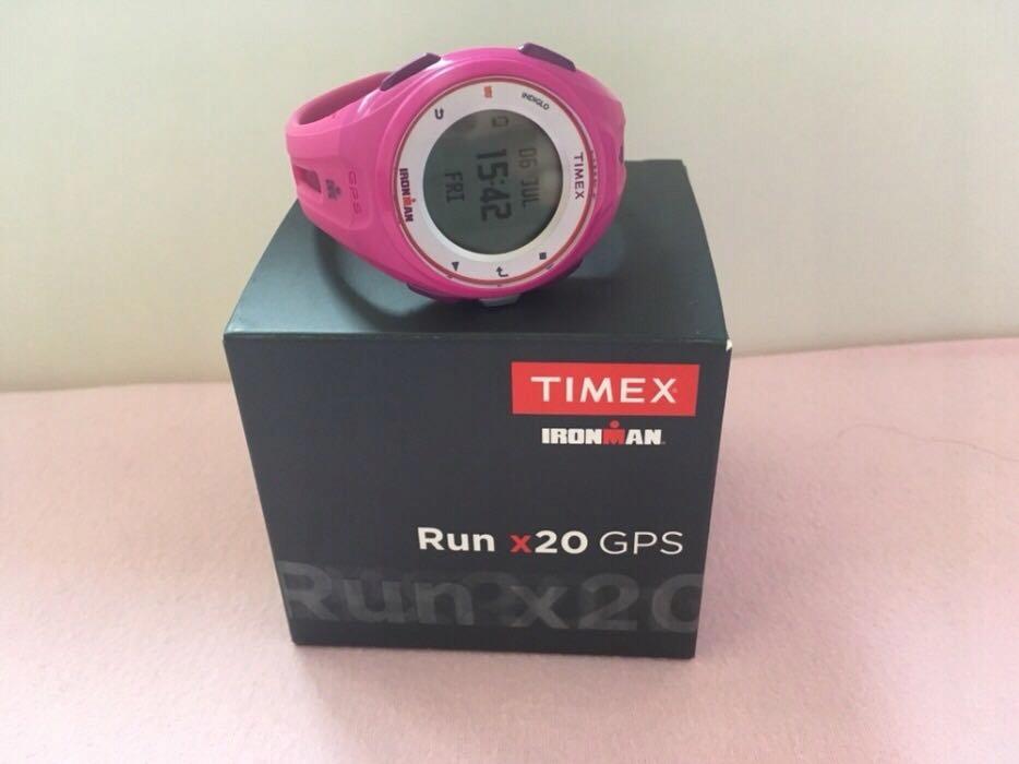 Zegarek Timex Ironman Run x 20 GPS