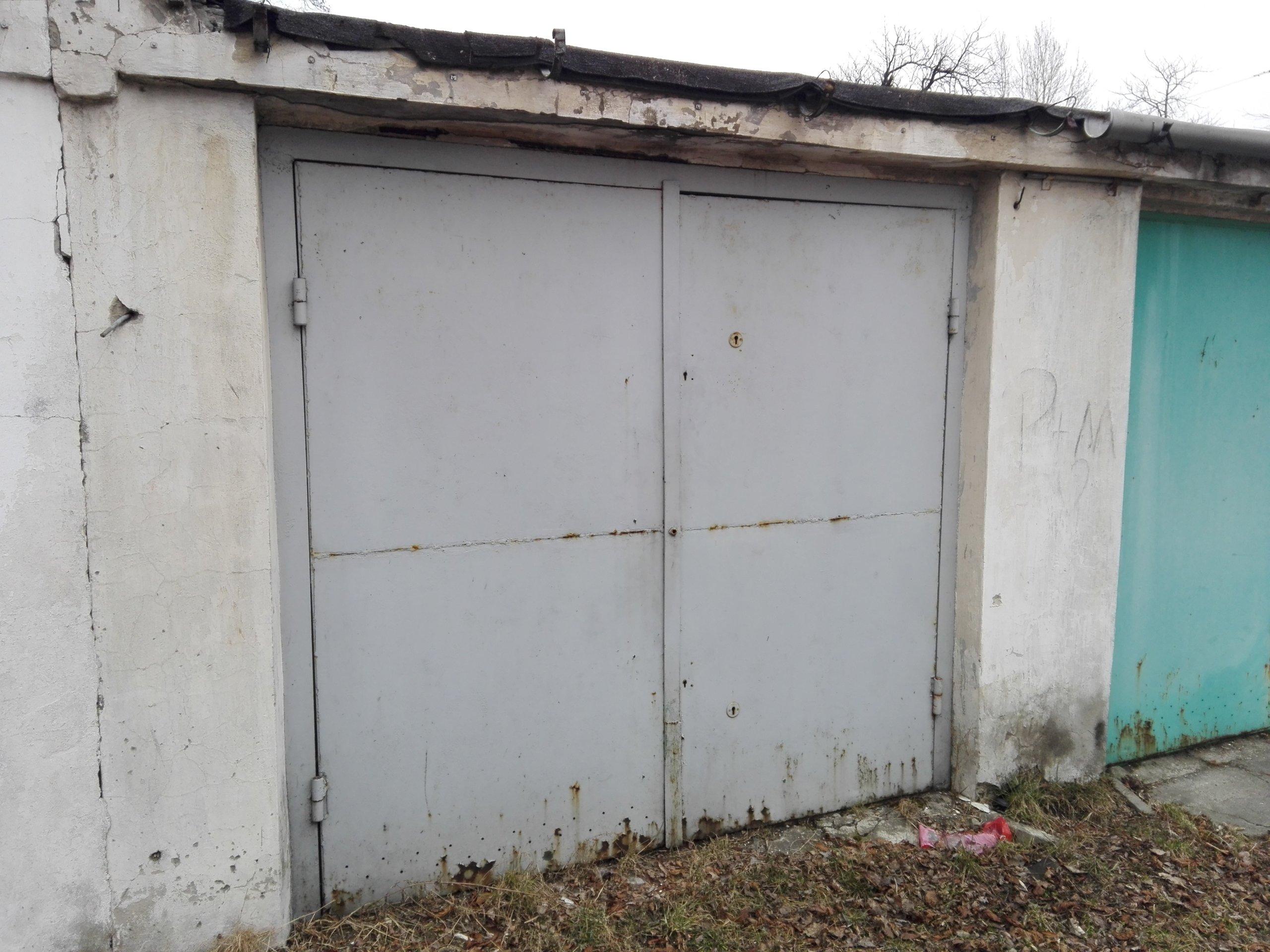 Solidny Murowany Garaż Katowice Uloswobodzenia 7263419230