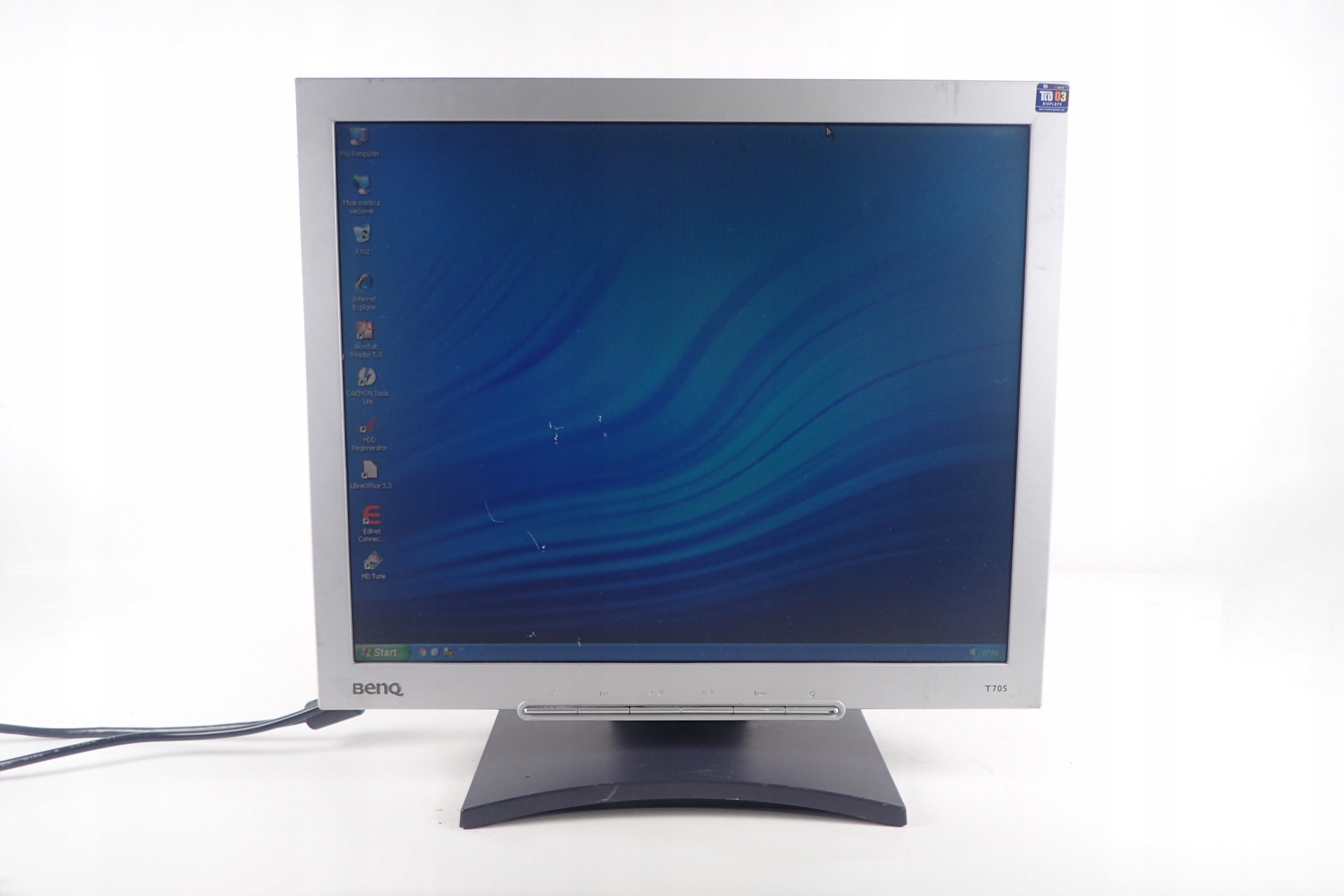 BENQ T705 MONITOR DRIVER WINDOWS