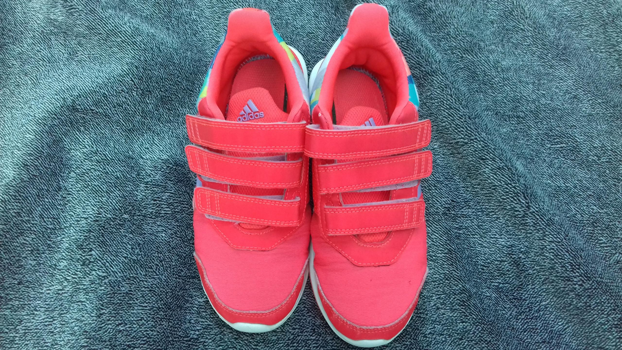 buty ADIDAS dziewczynka dla córki r.32 dł. wkł. 20