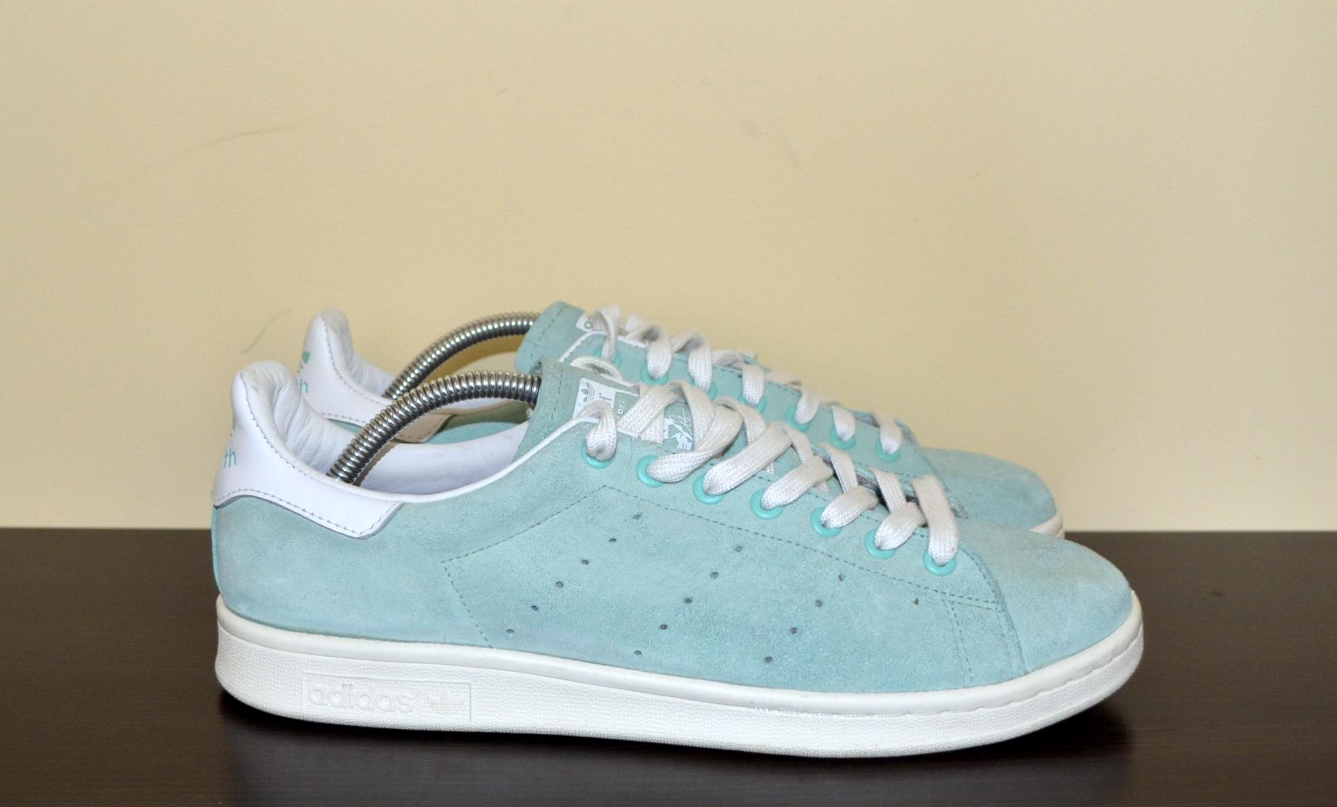 low priced a542a 7d365 Buty sportowe Adidas Originals Stan Smith 43 rozm - 7394578943 - oficjalne  archiwum allegro