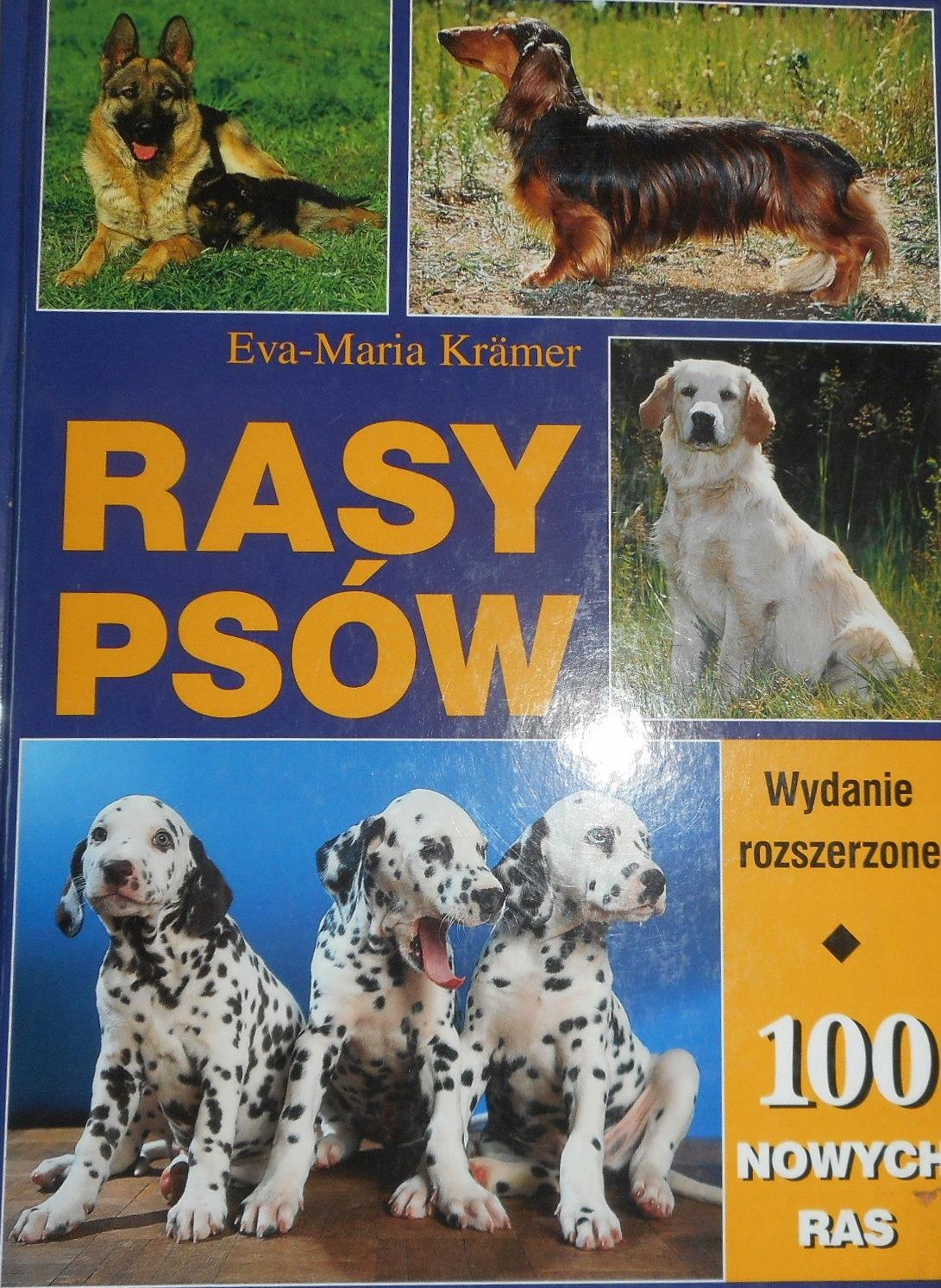 Kramer Rasy Psów 100 Nowych Ras 7471241190 Oficjalne Archiwum