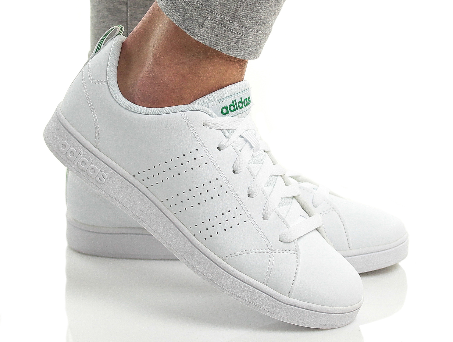 Buty adidas VS ADVANTAGE CLEAN AW4884 6590173234