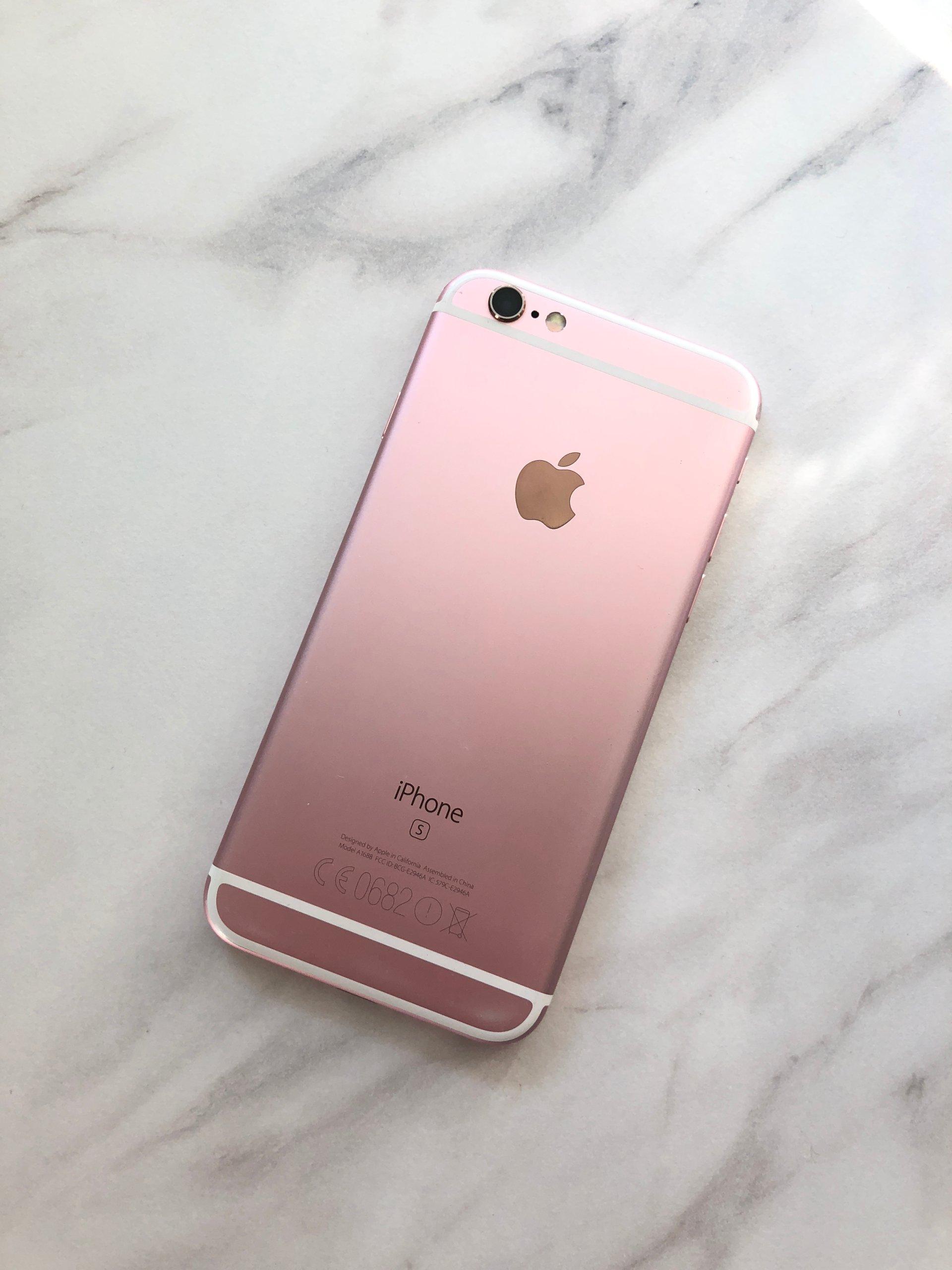 iPhone 6s Rose Gold 16GB od 1zł 6 s Apple gratis