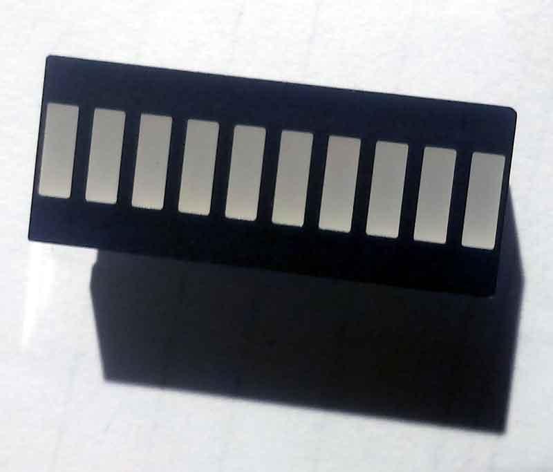 BARGRAF wskaźnik poziomu 10-LED