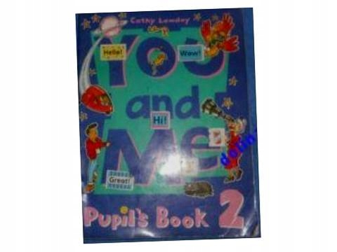 You And Me Pupils Book 2