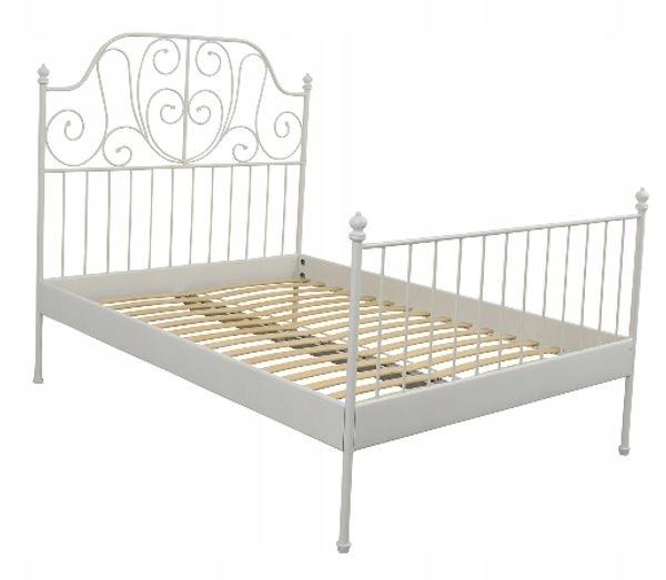 Ikea Leirvik Rama łóżka 140x200 7677002174 Oficjalne