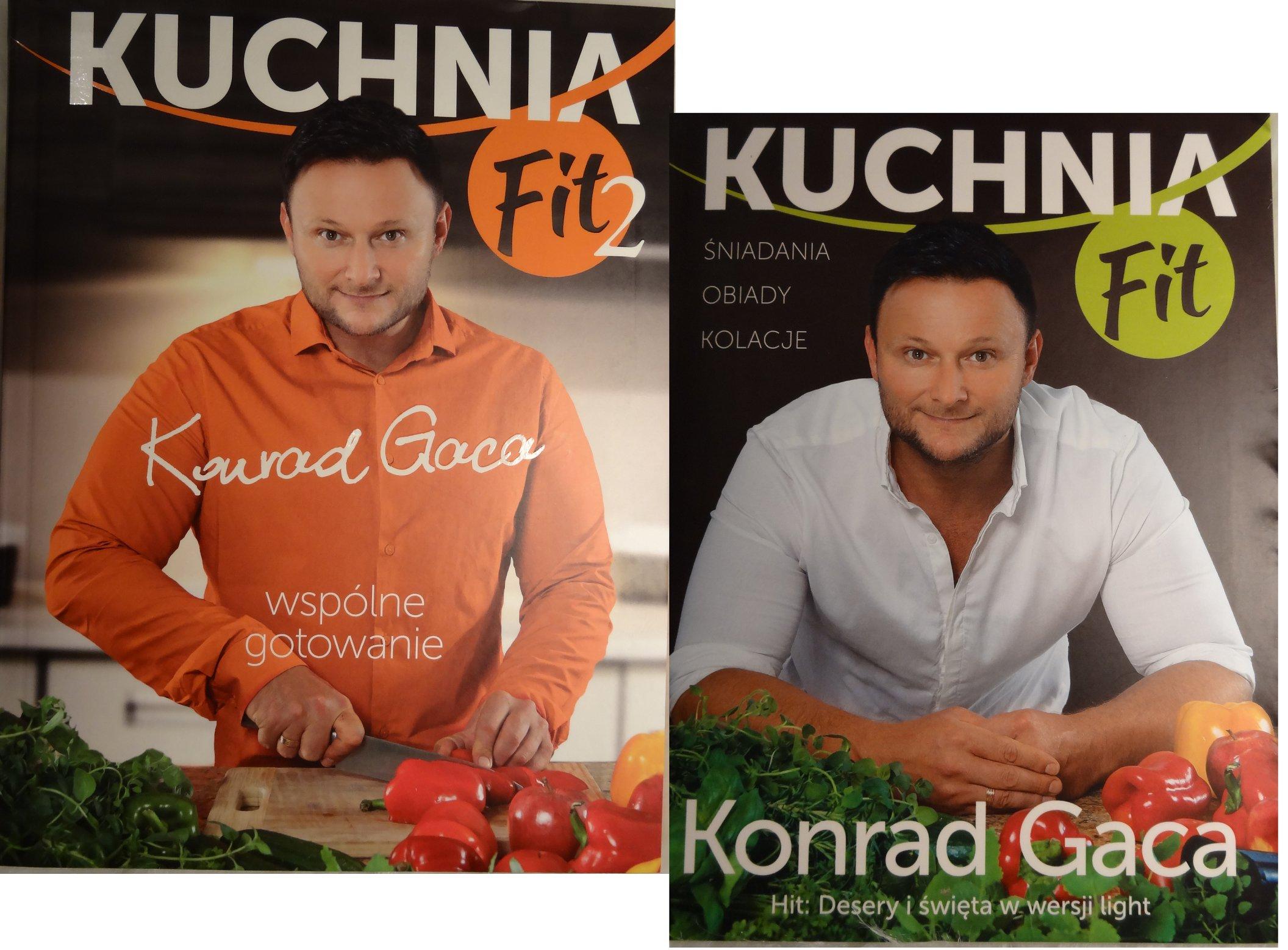 Konrad Gaca Kuchnia Fit I Fit 2 Wspolne Gotowanie 7112241626