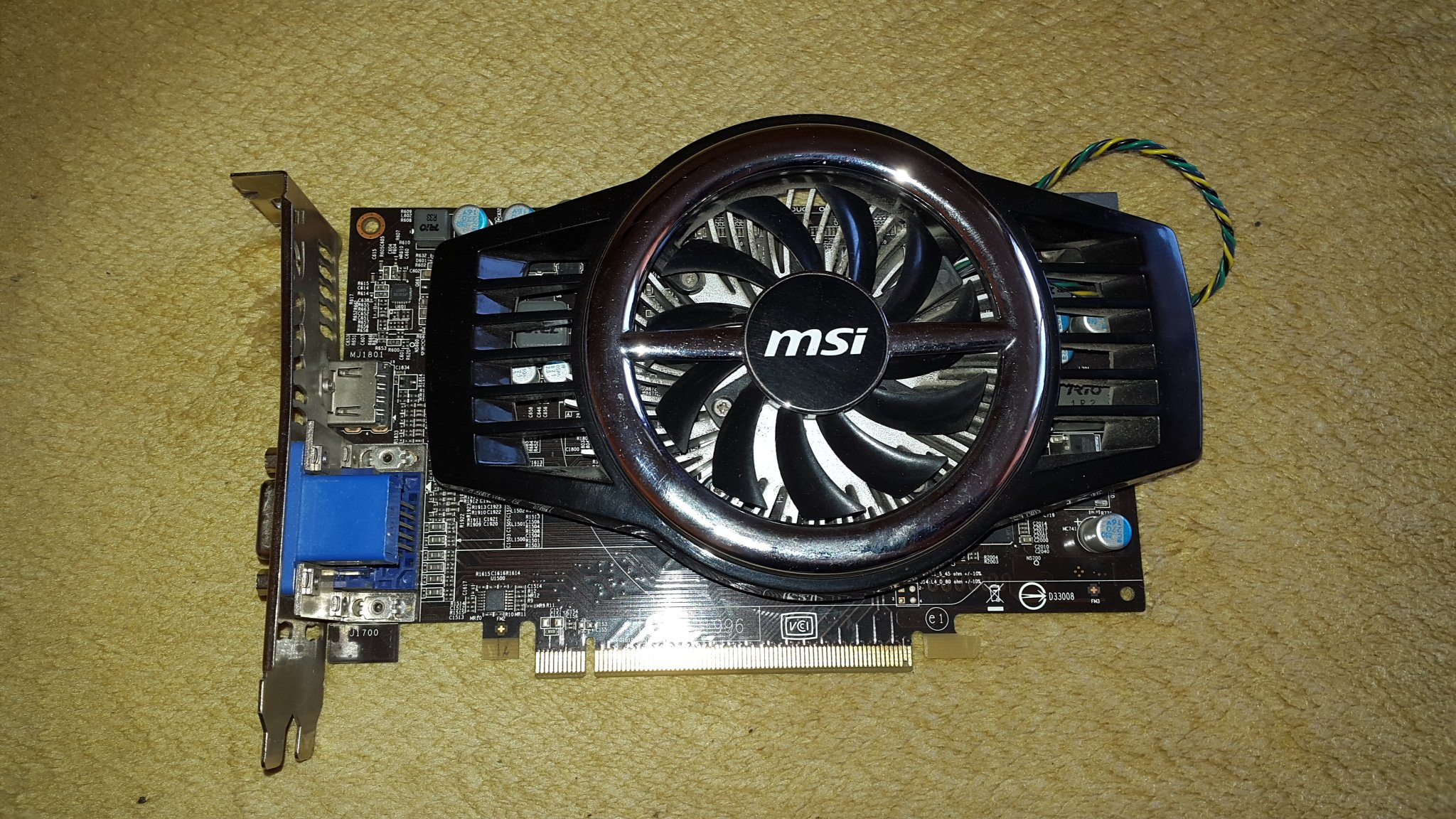 MSI R5750 WINDOWS VISTA DRIVER