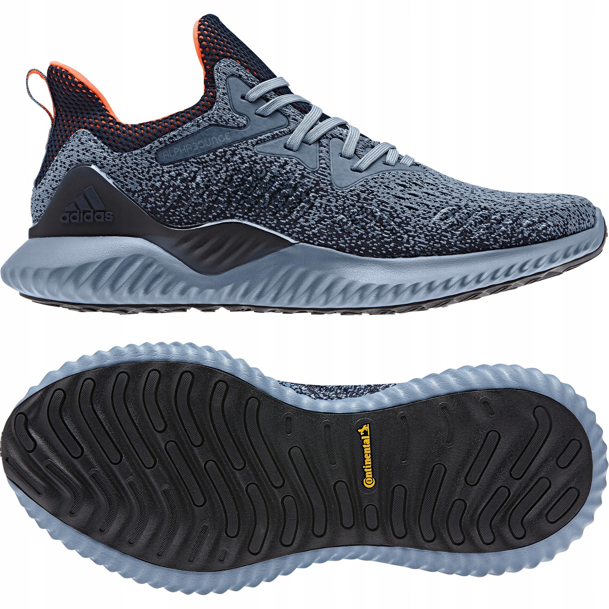 41f70b6305933 buty męskie adidas alphabounce r 42 2/3 AQ0574 - 7519804703 ...