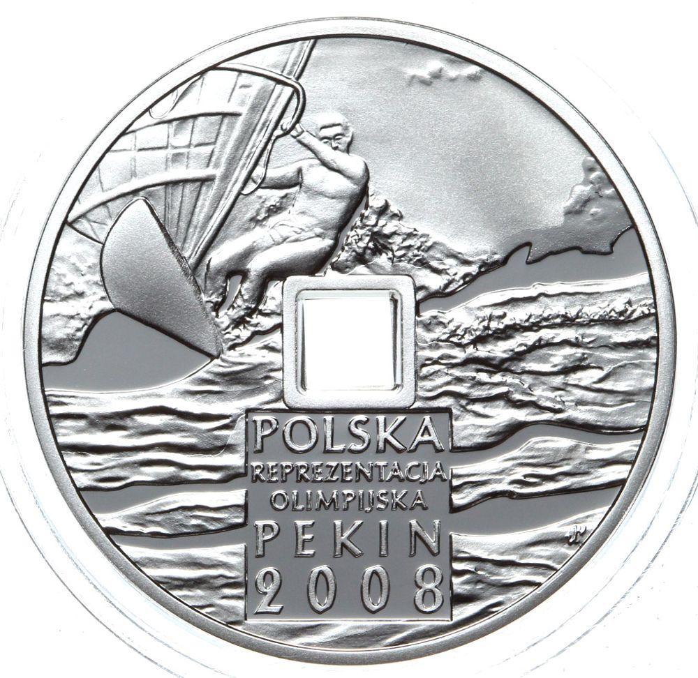 Polska - 10 Złotych 2008 - Pekin - 3