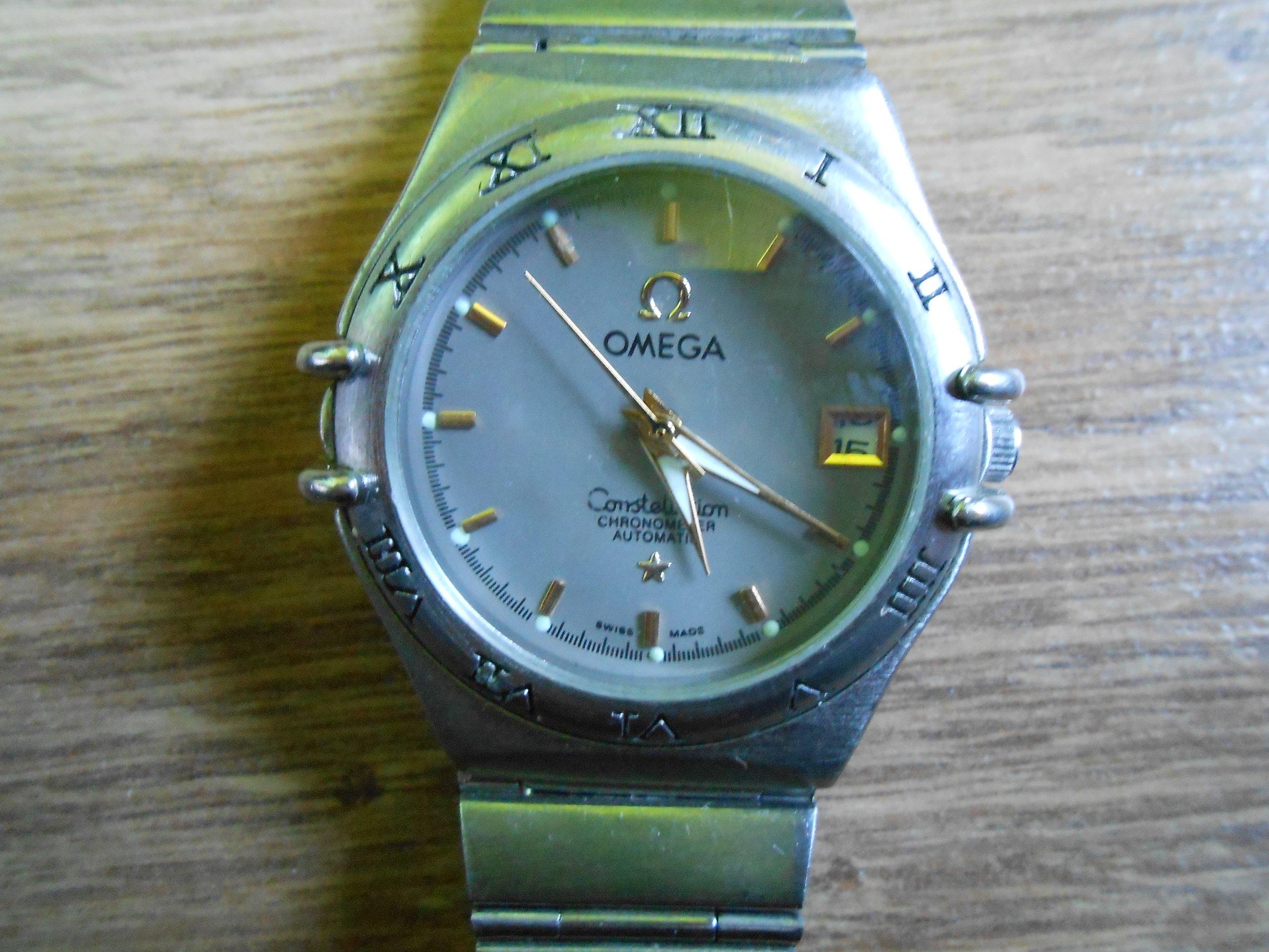 zegarek OMEGA automatic sprzedam