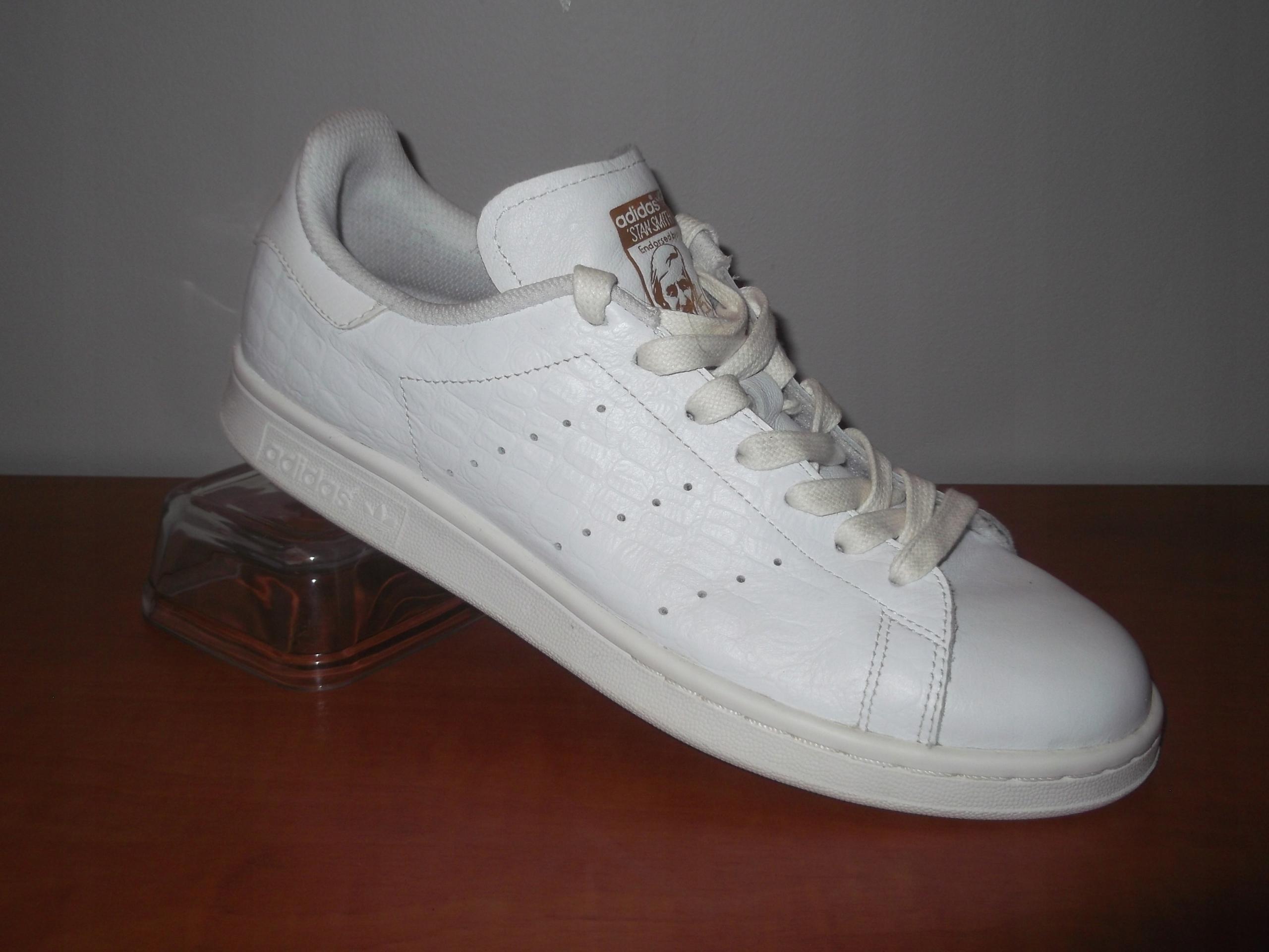 Adidas STAN SMITH OBUWIE SPORTOWE ROZM.41 13