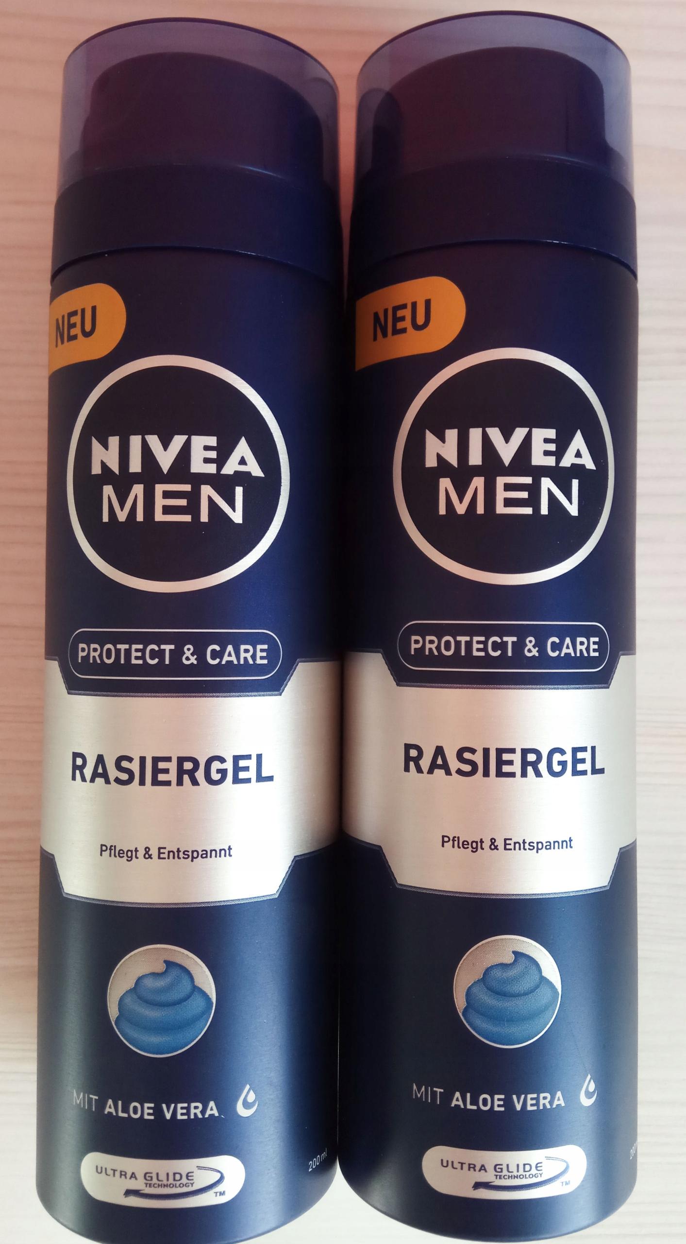 NIVEA MEN PROTECT & CARE ŻEL DO GOLENIA