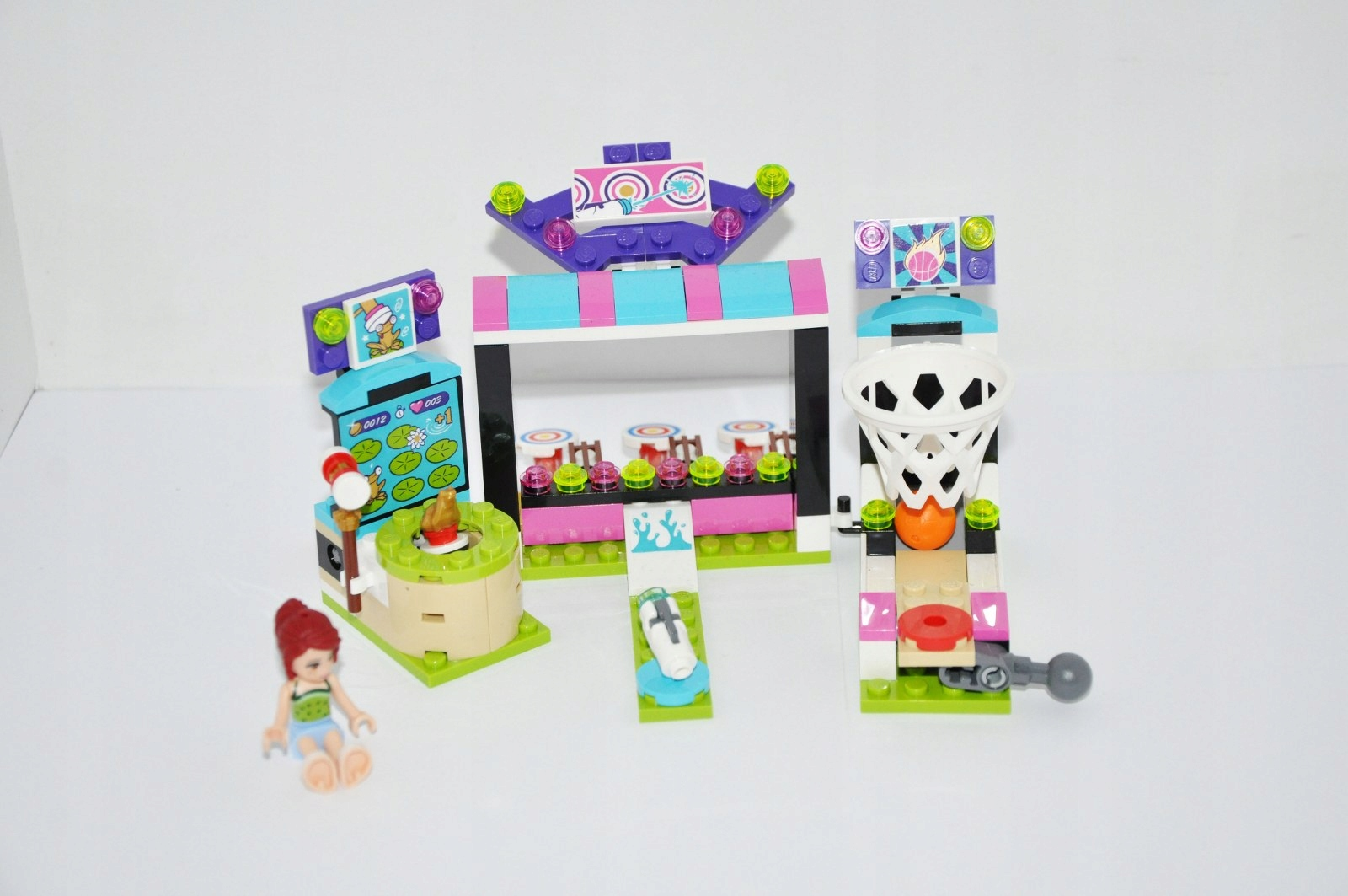 Lego 41127 Friends Automaty W Parku Rozrywki 7440442515
