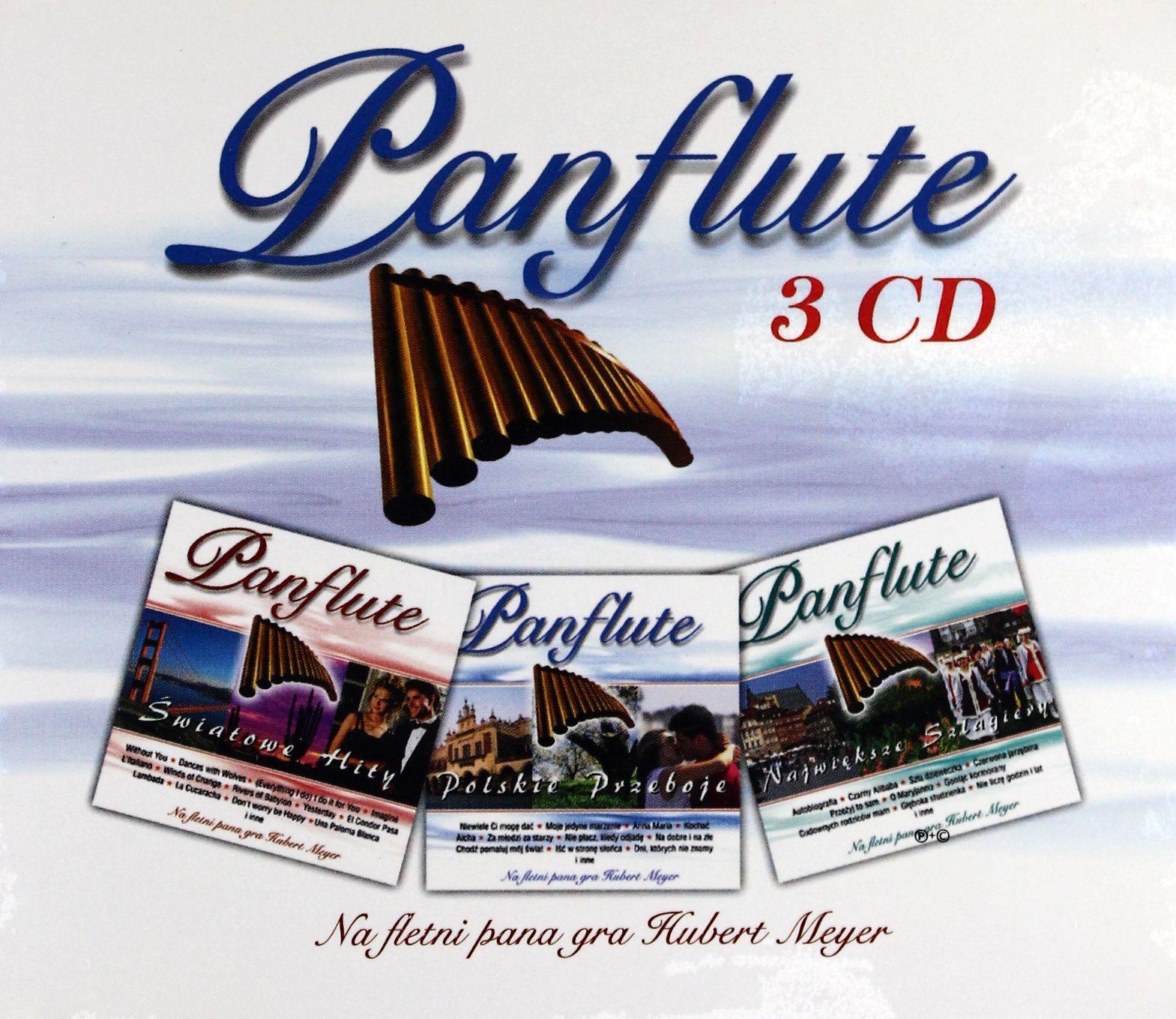 HUBERT MEYER: PANFLUTE BOX [3CD]