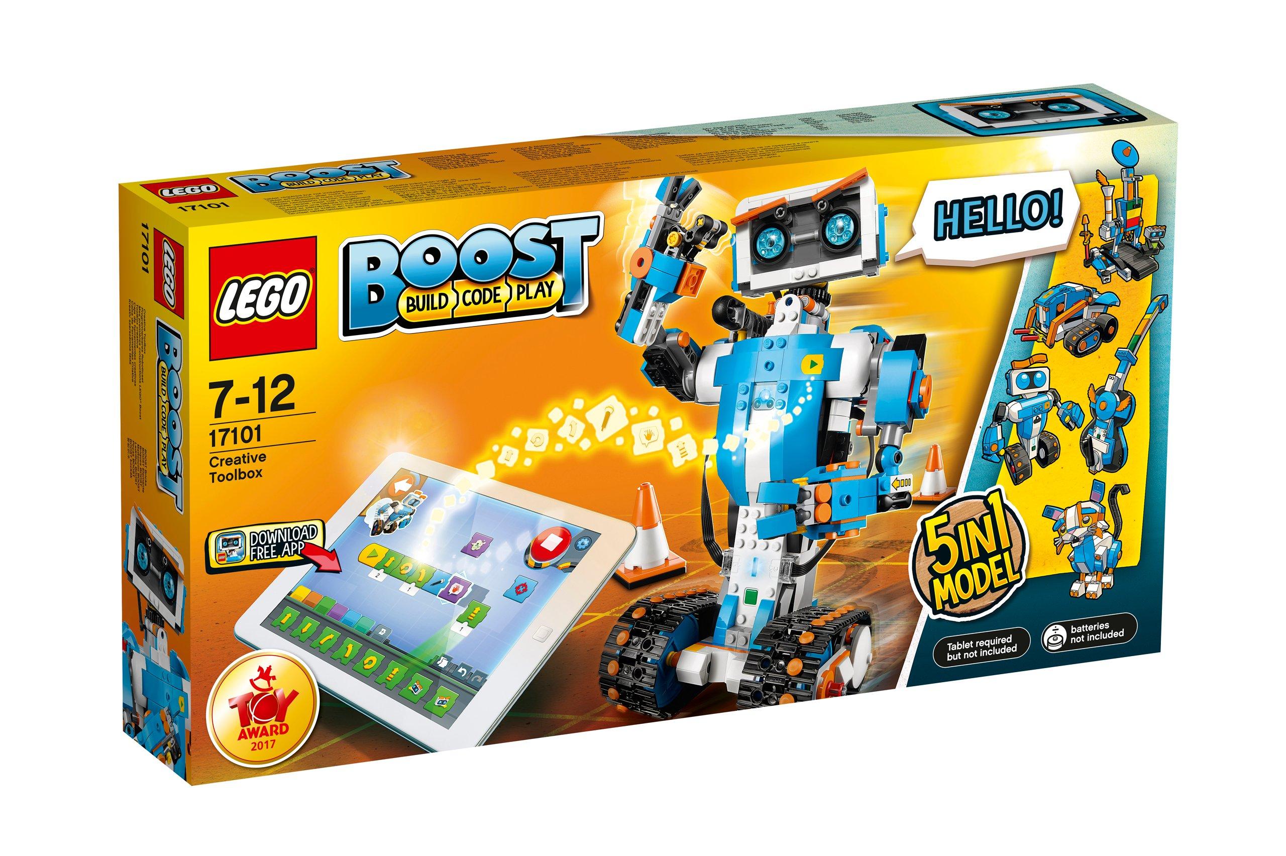 Klocki Lego Boost Zestaw Kreatywny 5w1 17101 7419910593