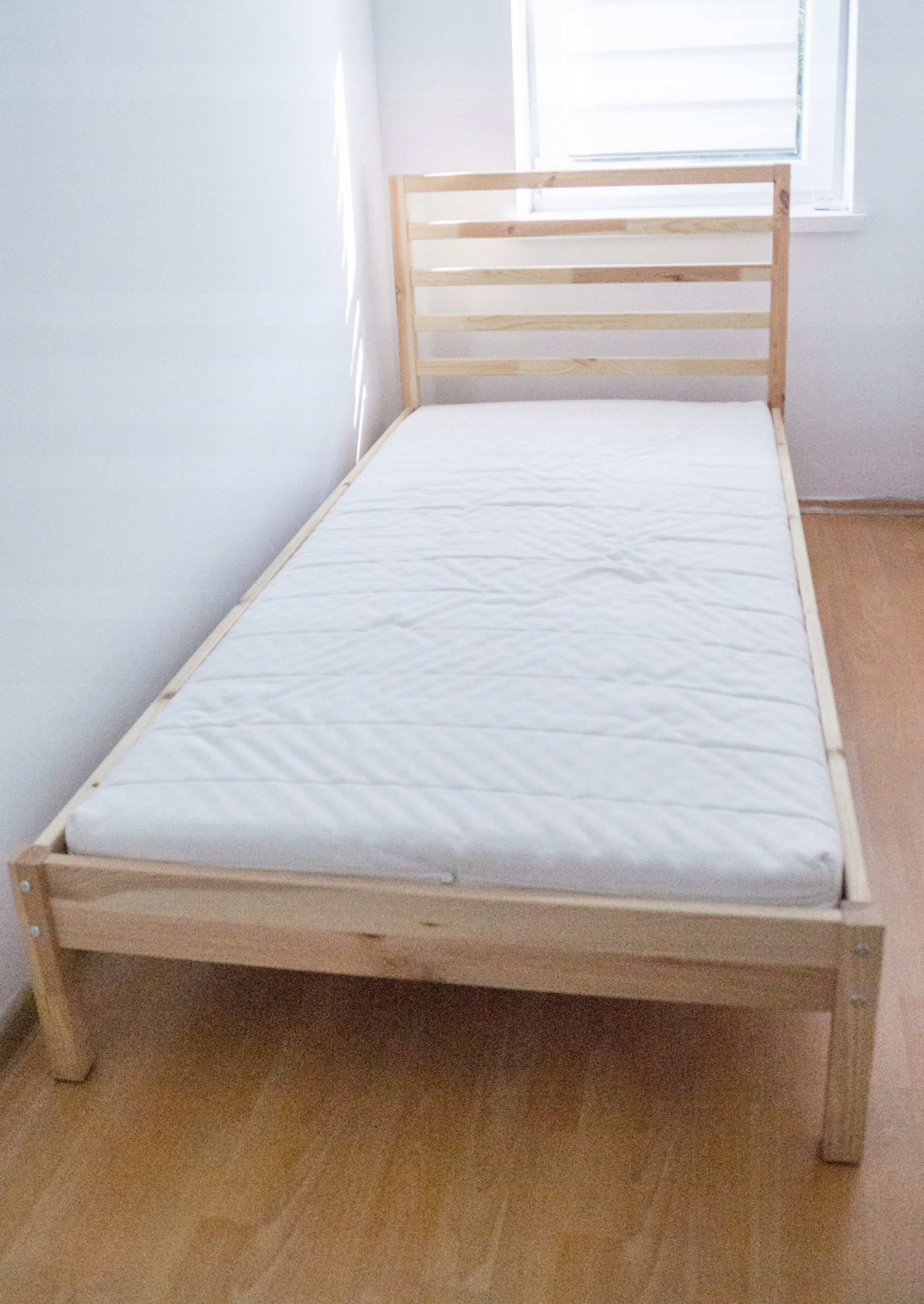Groovy Łóżko + Materac IKEA | 90x200 cm - 7599936235 - oficjalne archiwum DF29