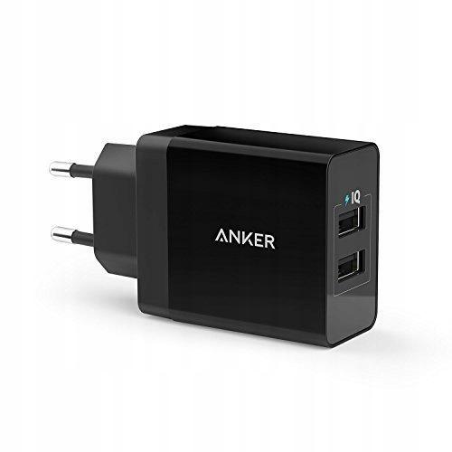 B62 Ładowarka sieciowa Anker 2xUSB PowerIQ
