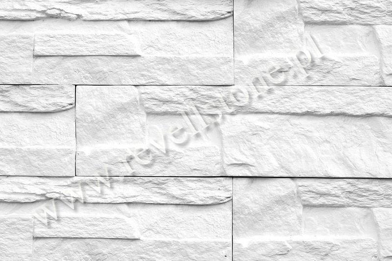 Kamień Dekoracyjny Płytka Gipsowa Orient Biały 7555636728