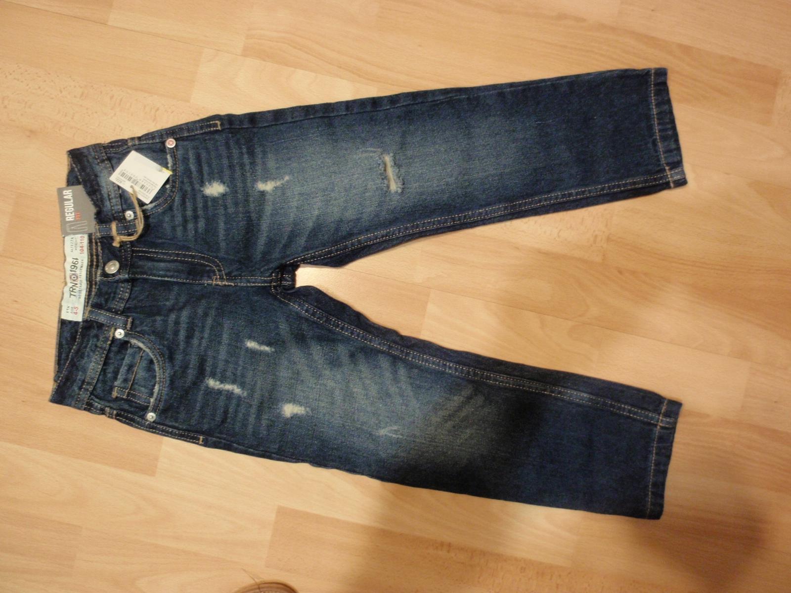 a384ce13a0862a Spodnie Jeansy dziecięce Terranova rozmiar 104-110 - 7764463099 ...