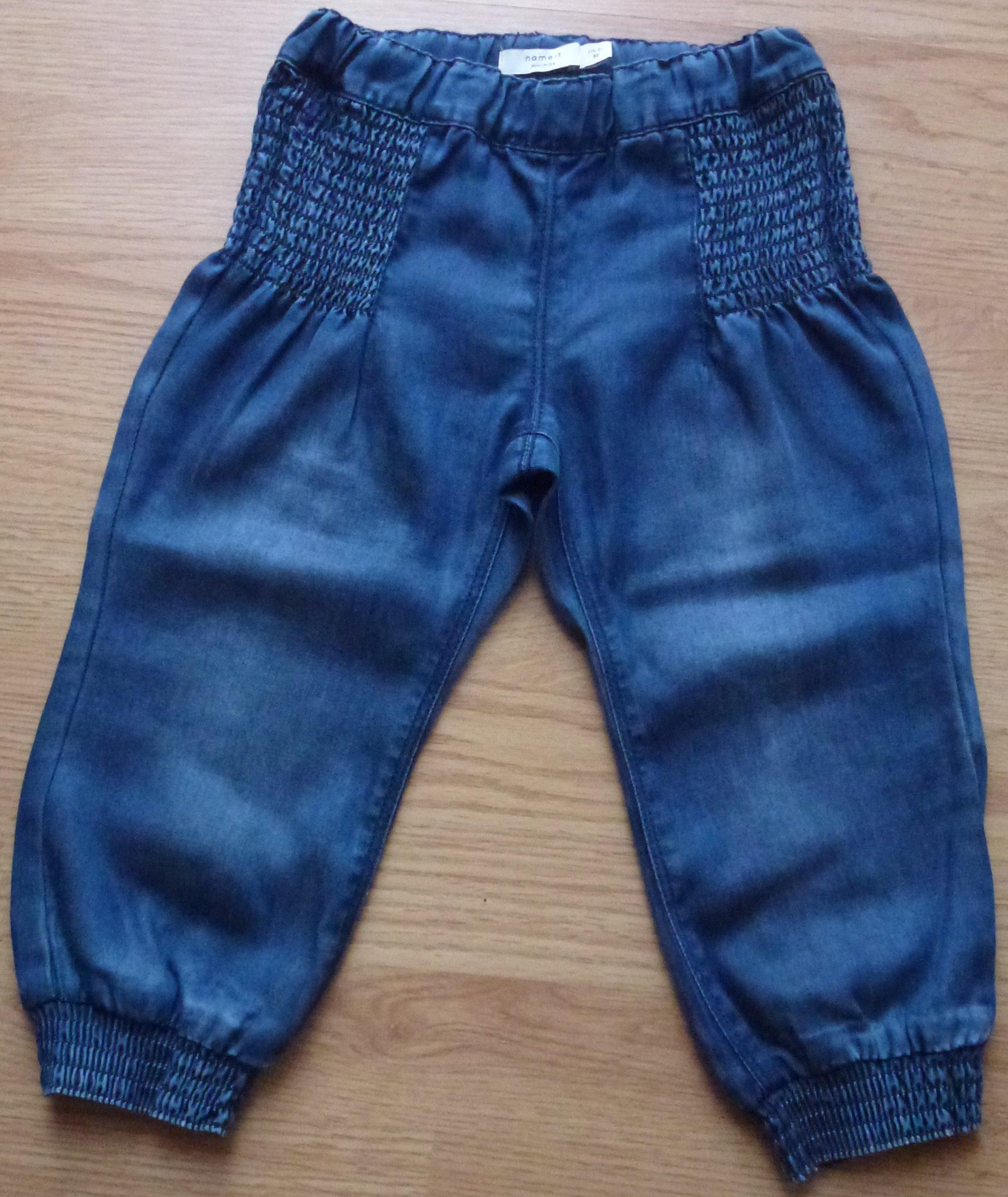 05767f98cabd19 Nowe spodnie NAME IT roz. 92 BEZ METKI - 7061296053 - oficjalne ...