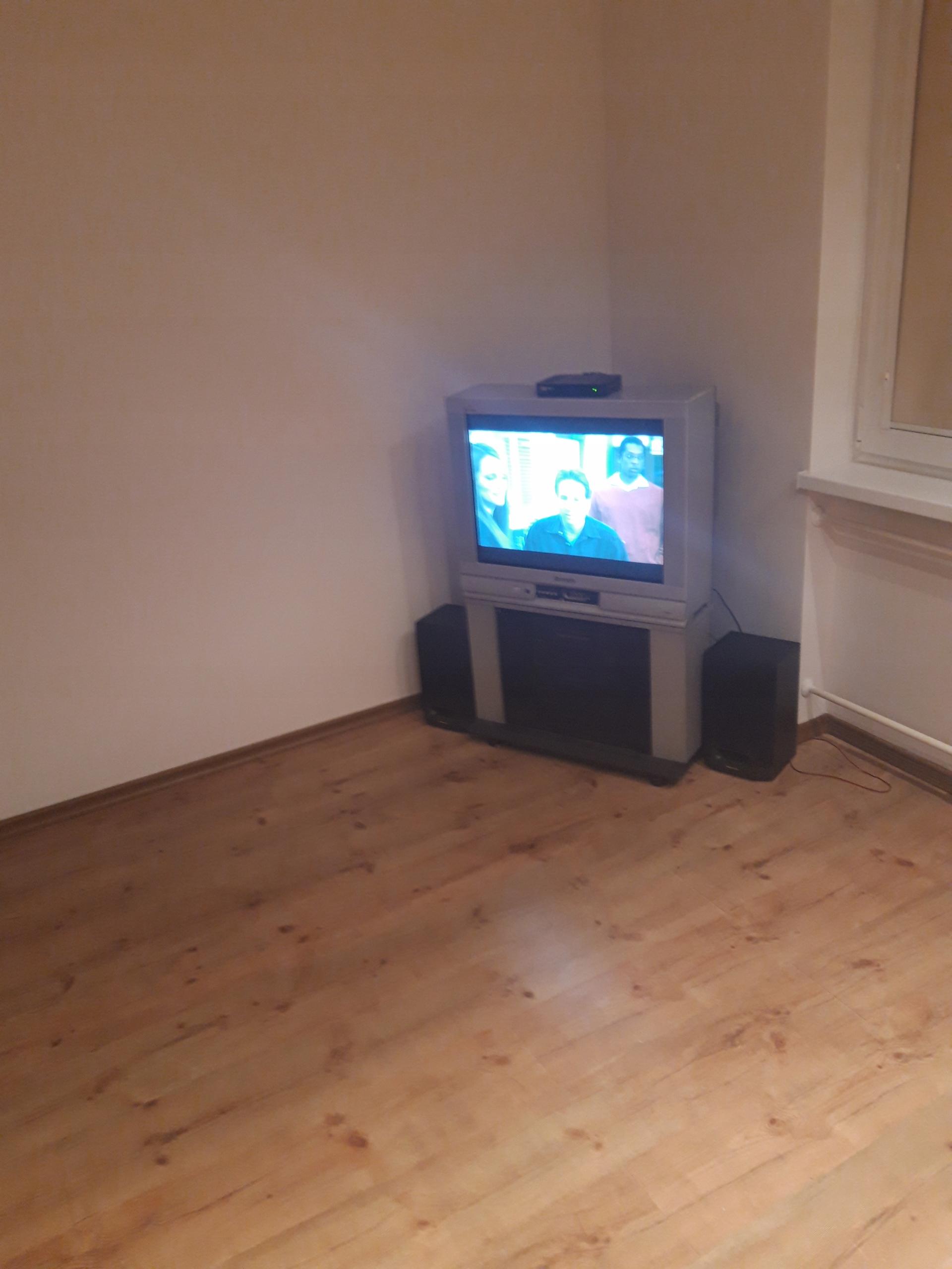 telewizor 29 cali z półką