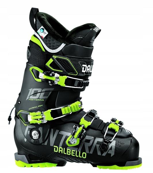 DALBELLO buty PANTERRA 100 MS Black 18/19 270